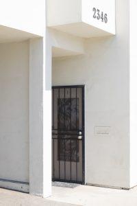 Schwarze Tür - Wassily Kazimirski - Contemporary Photography