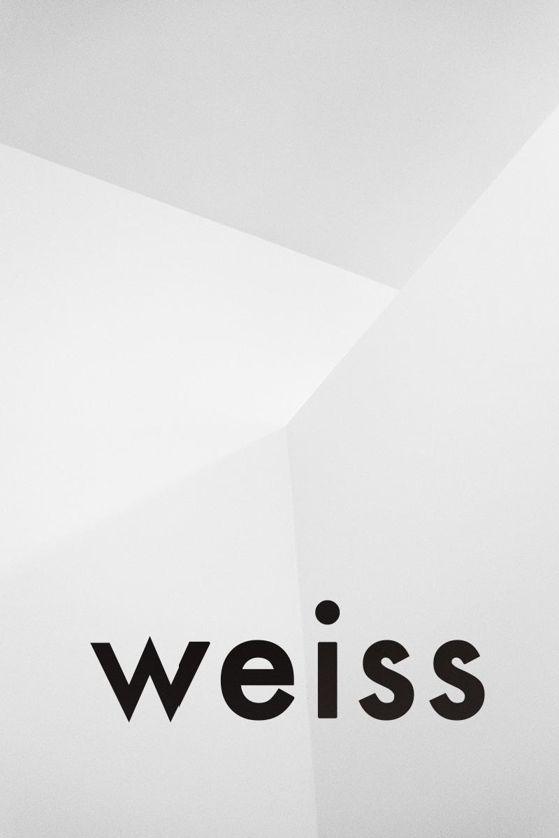 weissTitel - weiss